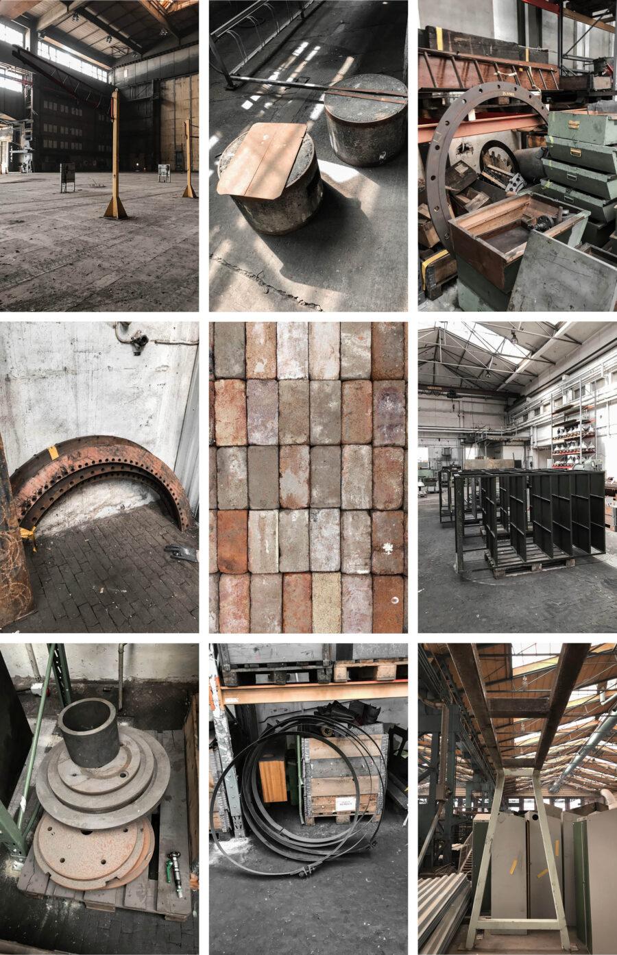 KjellanderSjoberg Gjuteriet Materials 3600x2324px