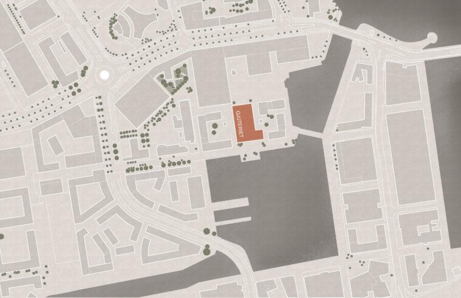 KjellanderSjoberg Gjuteriet Site-plan 02 3600x2324px